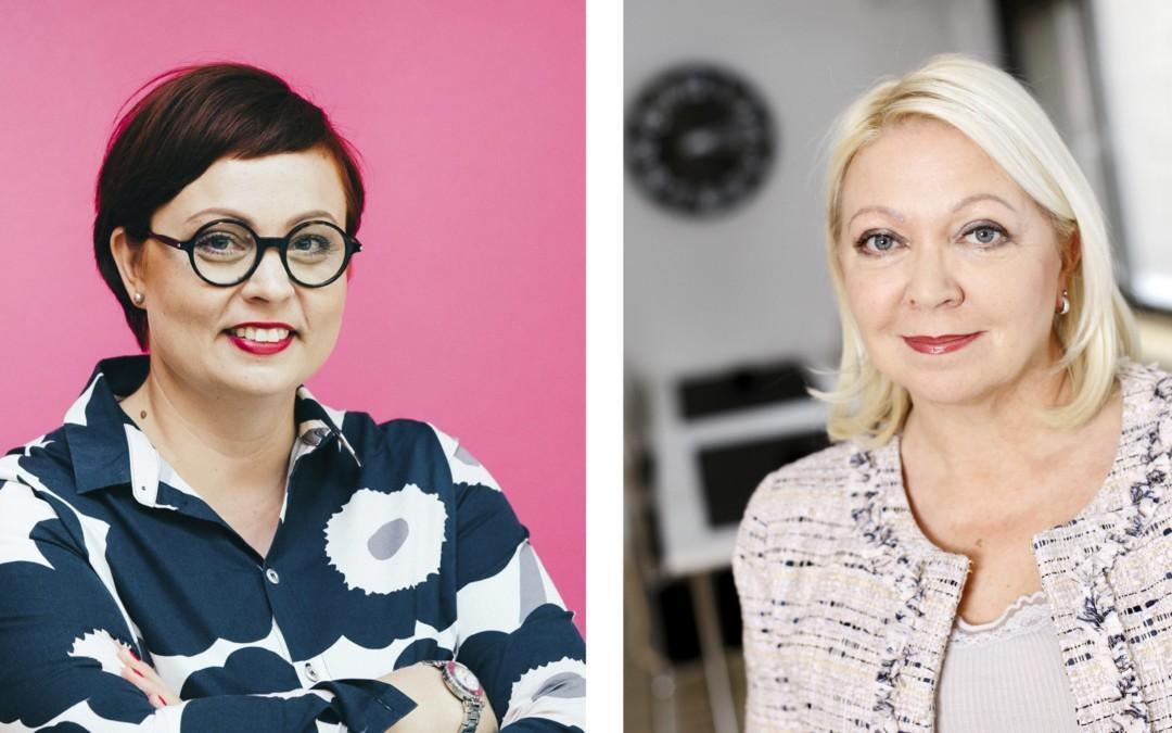 Video: Jatkuva, ketterä työssäoppiminen, Leenamaija Otala & Vilma Mutka